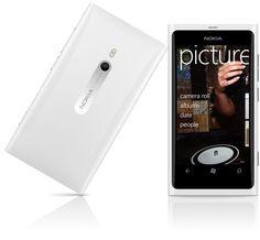 Nokia schedules white Lumia 800 for European release in February.