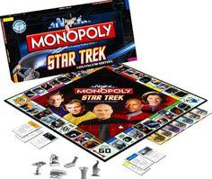 Star Trek Monopoly