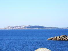Isla de Sálvora en la netrada de la ría de Arousa.