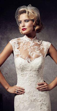 wedding dresses, sexy lace designs, pretty wedding gowns