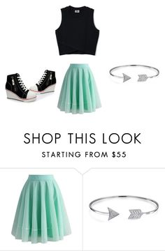 """""""Untitled #4"""" by rebelgirl11 on Polyvore featuring Chicwish and Bling Jewelry"""