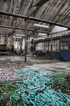 ruin'arte: Fábrica do Paleão - Soure