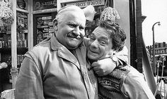 Ronnie Barker & David Jason - Open All Hours Ronnie Barker, Open All Hours, David Jason, Are You Being Served, Anthology Series, British Comedy, Comedy Tv, Tv Times, Actors & Actresses