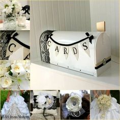 Small Mailbox For Wedding