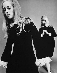 Photo by Gosta Peterson for Mademoiselle,1960s.
