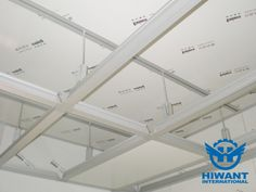 Architecture aluminum profile for hanger frame and ceiling joist.