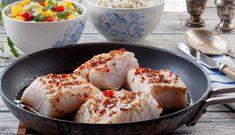I helgen bør du prøve lyr til middag. Oppskriften her gir en smakfull og fargerik middagsopplevelse for de som er glad i asiatiske smaker.
