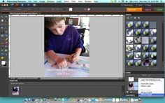 How to add text to a photo in Photoshop Elements