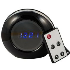 When you go for the use of a hidden camera in your house, you need to make sure that you get it with the help of a remote control. So this product is ideal feature for you, as you will be able to get excellent sensing distance on the remote control, and the battery capacity is also excellent.