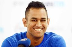 Trend Setting Hairstyles Of Indian Cricketer MS Dhoni