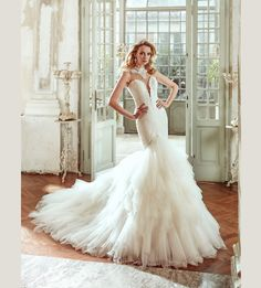 Fashion bride 2017 - Collection NICOLE. NIAB17051. Wedding Dress Nicole.