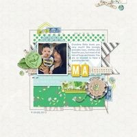 A Project by talitah7 from our Scrapbooking Gallery originally submitted 05/06/13 at 05:51 PM
