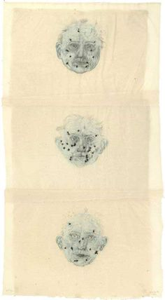 Constellations, 1996 by Kiki Smith