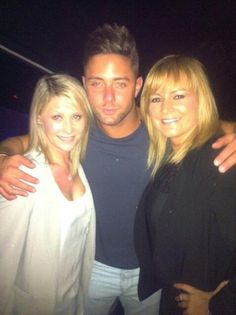 Ricci from Geordie Shore comes to Liquid :)