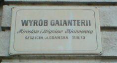 Wyrób galanterii