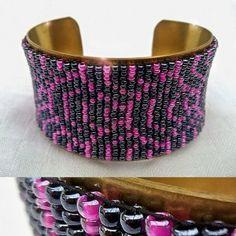 "bracelet ""La vie en Rose"""