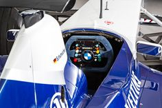 BMW Williams F1 F23 P80 V10 powered race car for sale.
