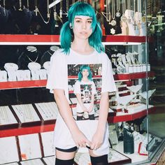 """NEWS: The electronic artist, Mija, has announced a fall world tour, called the """"Sick AF Tour."""" She also will be playing shows with Skrillex in Asia. You can check out the dates and details at http://digtb.us/1IGfSdA"""