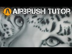 How to Airbrush The Leopard