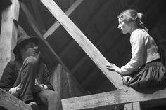 Die andere Heimat - Chronik einer Sehnsucht Jakob (Jan Dieter Schneider) ist verliebt in Jettchen (Antonia Bill) © Concorde Filmverleih 2013/Nikolai Ebert
