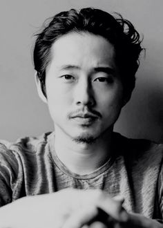 Steven Yeun as the son of Macduff and Lady Macduff.Steven Yeun /ˈjʌn/ is a Korean American actor and singer. He is best known for portraying Glenn Rhee on the The Walking Dead. He looks like a younger version of Macduff in my edited cast. He won the Satellite Award for Best Cast – Television Series.
