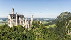 Castle Neuschwanstein - Castle Neuschwanstein / Bavaria