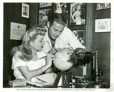 Jon Hall and wife, Frances Langford