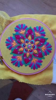 Abstract Embroidery, Butterfly Embroidery, Hand Embroidery Stitches, Hand Embroidery Design Patterns, Flower Embroidery Designs, Sewing Patterns, Needlework, Couture, Designer Dresses