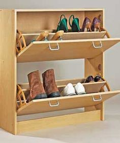 shoe storage - Google Search & Lakeland Ladies Transparent Shoe Boxes x 3 Lakeland http://www ...