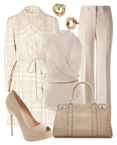 """♡""""Winter Whites"""" by esha2001 ❤ liked on Polyvore featuring Etro, Burberry, Helmut Lang, ALDO, Tiffany & Co. and Michael Kors"""