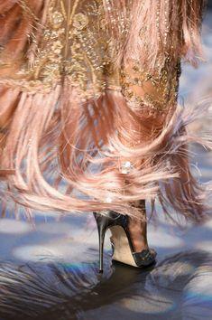 Marchesa at New York Fashion Week Spring 2017 - Details Runway Photos