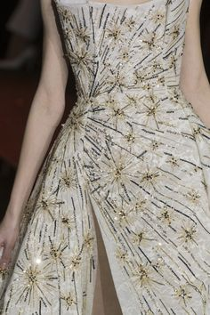 Zuhair Murad Spring 2017 Couture Fashion Show Details, Paris Couture Fashion Week, PFW, Runway, TheImpression.com - Fashion news, runway