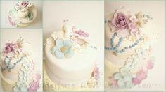 Pfau1 Vanilla Cake, Peacock, Vintage, Desserts, Food, Pies, Kuchen, Wedding Cakes, Nice Asses