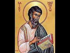 Fiesta de san Mateo, apóstol y evangelista- Lunes 21 de Septiembre-2015- B-