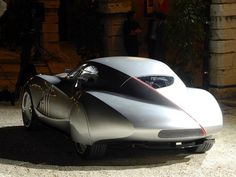 BMW Mille Miglia Concept - Design Asymétrique