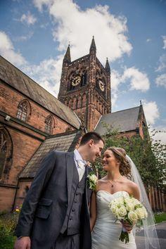 St Marys Church West Derby Wedding Photography By Matthew Rycraft
