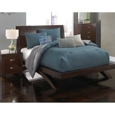 Contempo 6 Piece Comforter Set by Hallmart - 69551