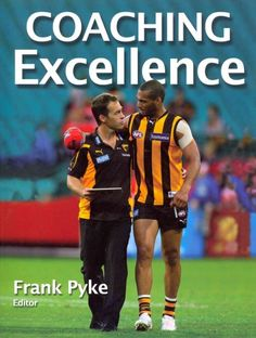 The late Pyke, who was associated with the Victorian Institute of Sport in Australia, brings together a group of sports science, sport psychology, exercise science, nutrition, coaching, and other specialists from Australia to help serious and high-performance level coaches in school and recreational programs improve their practice.