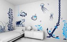 La habitación ideal para que los más pequeños dejen volar su imaginación y vivan multitud de aventuras en el fondo del mar y al calor del hogar!