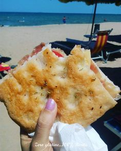 Focaccia senza impasto a lunga lievitazione , ricetta senza glutine Savoury Recipes, Healthy Recipes, No Knead Bread, Gluten Free Pizza, International Recipes, Italian Recipes, Breads, Ethnic Recipes, Kitchen