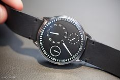 Introducing The Ressence Type 1: Now Without Crown, A Modern Master Continues To Hone His Craft (Live Pictures, Specs, & Pricing) — HODINKEE - Wristwatch News, Reviews, & Original Stories