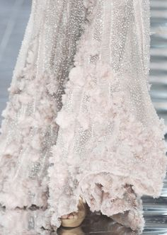 Elie Saab Haute couture Spring 2010 Details