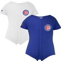 Chicago Cubs Baby Onesies