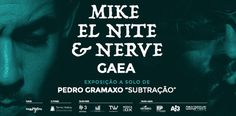 O Margem está de volta a Torres Vedras!  Para iniciar esta segunda season, o Antigo Refeitório da Casa Hipólito vai receber - no dia 15 de abril - um espectáculo especial, em formato duplo, de Mike el Nite & Nerve. Ficando a primeira +info em http://wp.me/p5MaUC-5K6  #GAEA #MikeElNite #Nerve #OMargem