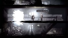 """This War of Mine"" wartime survival game: http://www.playmagazine.info/this-war-of-mine-wartime-survival-game/"