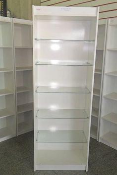 prateleira c/ vidros temperado (p/ lojas ou residencia)