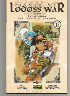 Record of Lodoss War: La leyenda del caballero heroico Completa 19 Nº