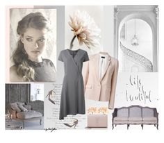"""Life is beautiful"" by cybelfee ❤ liked on Polyvore featuring Joseph, Flamant, Jimmy Choo, Sia and Yves Saint Laurent"