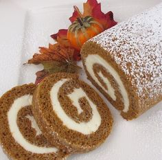 Perfect Pumpkin Roll tutorial- SugarEd Productions