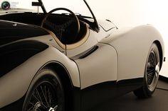 1950 Jaguar XK120 Roadster. Oh Yeah baby.....